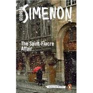 The Saint-Fiacre Affair by Simenon, Georges; Whiteside, Shaun, 9780141394756