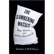 The Slumbering Masses by Wolf-meyer, Matthew J., 9780816674756