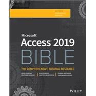 Access 2019 Bible by Alexander, Michael; Kusleika, Richard, 9781119514756