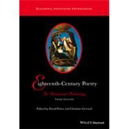 Eighteenth-Century Poetry: An Annotated Anthology by Fairer, David; Gerrard, Christine, 9781118824757