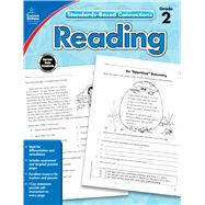 Reading, Grade 2 by Carson-Dellosa Publishing Company, Inc., 9781483824758