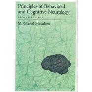 Principles of Behavioral and Cognitive Neurology by Mesulam, M.-Marsel, 9780195134759