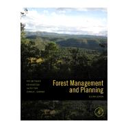 Forest Management and Planning by Bettinger, Peter; Boston, Kevin; Siry, Jacek P.; Grebner, Donald L., 9780128094761