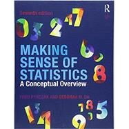 Making Sense of Statistics: A Conceptual Overview by Oh; Deborah M., 9781138894761