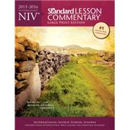 Niv Standard Lesson Commentary 2015-2016 by Standard Publishing, 9780784774762