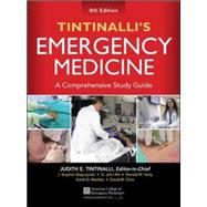 Tintinalli's Emergency Medicine: A Comprehensive Study Guide, 8th edition by Tintinalli, Judith; Stapczynski, J.; Ma, O. John; Yealy, Donald; Meckler, Garth; Cline, David M., 9780071794763