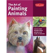 The Art of Painting Animals by Aaseng, Maury; Gray, Lorraine; Morgan, Jason; Tugwell, Kate; Watson, Deb, 9781600584763