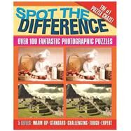 Spot the Difference by Arcturus Publishing, 9781784044763