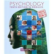 Psychology in Modules with Updates on DSM-5 by Myers, David G., 9781464164767