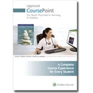 Lippincott CoursePoint for Boyd: Psychiatric Nursing Contemporary Practice by Boyd, Mary Ann, 9781469894768
