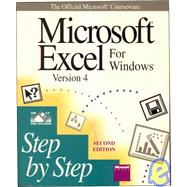 MICROSOFT EXCEL F/WINDOWS VER 4 W/3&#8217; DISK at Biggerbooks.com