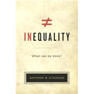 Inequality by Atkinson, Anthony B., 9780674504769