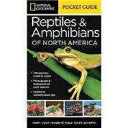National Geographic Pocket Guide to Reptiles & Amphibians of North America by Howell, Catherine Herbert, 9781426214769