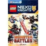 Monster Battles by March, Julia, 9781465444769