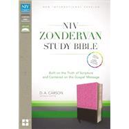 Zondervan Study Bible by Carson, D. A.; Alexander, T. Desmond; Hess, Richard; Moo, Douglas J.; Naselli, Andrew David (CON), 9780310444770