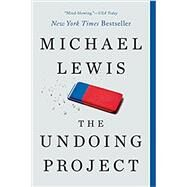 The Undoing Project by Lewis, Michael, 9780393354775
