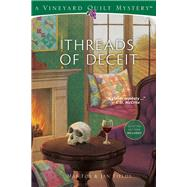 Threads of Deceit by Fox, Mae; Fields, Jan, 9781573674775