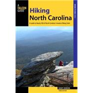 Hiking North Carolina by Johnson, Randy, 9780762784776