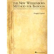 The New Weissenborn Method for Bassoon by Spaniol, Douglas, 9781423484776