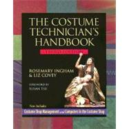 The Costume Technician's Handbook by Ingham, Rosemary, 9780325004778