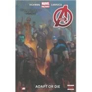 Avengers Volume 5 by Hickman, Jonathan; Larroca, Salvador, 9780785154778