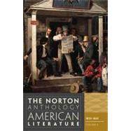 The Norton Anthology of American Literature (Eighth Edition) (Vol. B) by BAYM,NINA, 9780393934779
