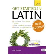 Get Started in Latin Absolute Beginner Course by Sharpley, G D A, 9781444174779