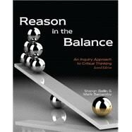 Reason in the Balance by Bailin, Sharon; Battersby, Mark, 9781624664779