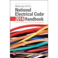 McGraw-Hill's National Electrical Code 2014 Handbook, 28th Edition by Hartwell, Frederic; McPartland, Joseph; McPartland, Brian, 9780071834780