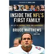 Inside the Nfl's First Family by Matthews, Bruce; Lund, James (CON); Long, Howie, 9781501144783
