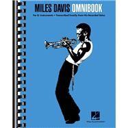 Miles Davis Omnibook by Davis, Miles (COP), 9781480354784