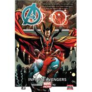 Avengers Volume 6 by Hickman, Jonathan; Yu, Leinil Francis, 9780785154785