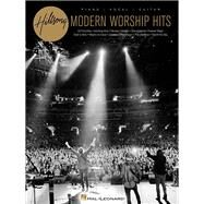 Hillsong Modern Worship Hits by Hal Leonard Publishing Corporation, 9781495054785