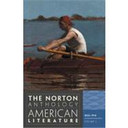The Norton Anthology of American Literature (Eighth Edition) (Vol. C) by BAYM,NINA, 9780393934786
