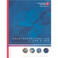 Heartsaver First Aid With Cpr And Aed Student Workbook (item #80-1058)