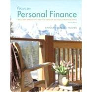 Focus on Personal Finance An Active Approach to Help You Develop Successful Financial Skills by Kapoor, Jack; Dlabay, Les; Hughes, Robert J., 9780078034787