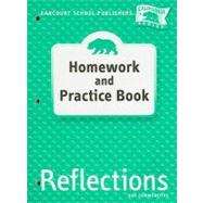 California Reflections Homework and Practice Book, Grade 3 : Our Communities