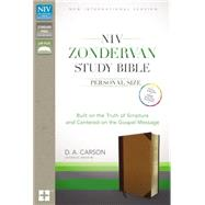 Zondervan Study Bible by Carson, D. A.; Alexander, T. Desmond; Hess, Richard; Moo, Douglas J.; Naselli, Andrew David (CON), 9780310444787
