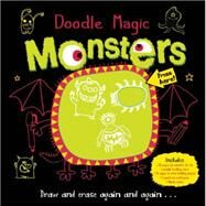 Doodle Magic: Monsters by Ahmed, Suhel; Bassani, Srimalle, 9781626864788