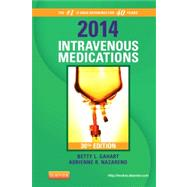 2014 Intravenous Medications: A Handbook for Nurses and Health Professionals by Gahart, Betty L., R.N.; Nazareno, Adrienne R., 9780323084789