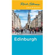 Rick Steves Snapshot Edinburgh by Steves, Rick, 9781631214790