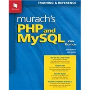 Murach's PHP and MySQL by Murach, Joel; Harris, Ray, 9781890774790