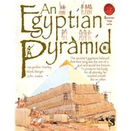 An Egyptian Pyramid by Morley, Jacqueline; Bergin, Mark; James, John, 9781910184790