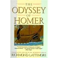 The Odyssey of Homer by Lattimore, Richmond, 9780060904791