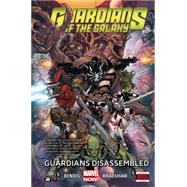Guardians of the Galaxy Volume 3 by Bendis, Brian Michael; Bradshaw, Nick, 9780785154792