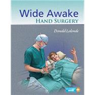 Wide Awake Hand Surgery by Lalonde; Donald, 9781498714792