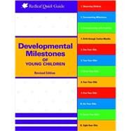 Developmental Milestones of Young Children by Petty, Karen, Ph.D., 9781605544793