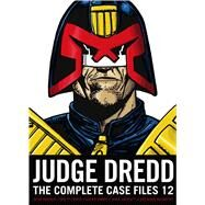 Judge Dredd 12 by Wagner, John, 9781781084793