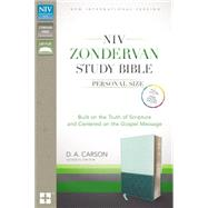 Zondervan Study Bible by Carson, D. A.; Alexander, T. Desmond; Hess, Richard; Moo, Douglas J.; Naselli, Andrew David (CON), 9780310444794