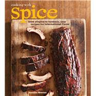 Cooking With Spice by Newens, Jennifer, 9781616284794